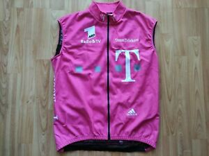 Team Telekom Windstopper Weste , Adidas , Jan Ullrich Size: 5~M/L VERY RARE !
