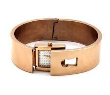 D&G Damen Armbanduhr DW0253 Spy me Dolce & Gabbana Uhr Rosa Gold Geschenkbox