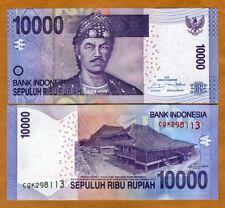 Indonesia, 10000 (10,000) Rupiah, 2016, P-150h, UNC