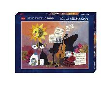 CELLO - HEYE 1000 PIECE JIGSAW PUZZLE HY29449 - Heye Puzzles -