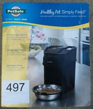 PetSafe Healthy Pet Simply Feed 12-Meal Automatic Dog Cat Feeder- 24 cup - NEW