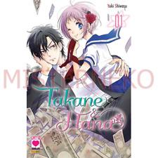 Manga - Takane e Hana 1 - Panini Comics