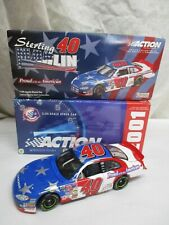 LARGE 1/24TH ACTION 2001 STERLING MARLIN DODGE INTREPID DIECAST CAR IN BOX 1 OF