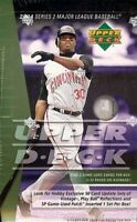 2004 Upper Deck Baseball Complete Your Set Pick 25 Cards From List