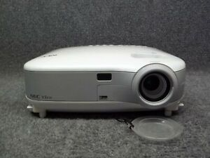 NEC VT670 LCD Multimedia Home Theater Projector *Tested Working*