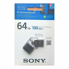 Pendrive nero Sony USB 3.0
