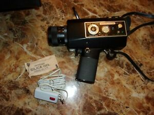 Yashica super 800 electro - Very Good Condition, Case and remote