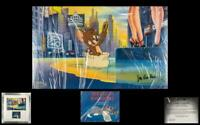 Tom Jerry Hanna Barbera Mouse in Manhattan Signed Limited Edition Animation Cel