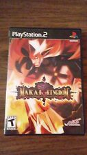 Makai Kingdom: Chronicles of the Sacred Tome (PS2) - Black Label - Complete