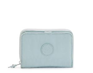 Kipling RFID Purse Wallet MONEY LOVE Medium BALAD BLUE FW21 RRP £38