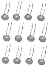 Dozen Pack Pearl Hairsticks Hairpins U830100pearlhs-D