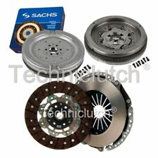 NATIONWIDE 2 PART CLUTCH AND SACHS DMF FOR AUDI A3 HATCHBACK 2.0 TFSI QUATTRO