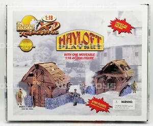 The Ultimate Soldier Xtreme Detail Hayloft Action Playset WWII #10602 NEW