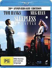 SLEEPLESS IN SEATTLE (20th Anniversary Edition)   -  Blu Ray - Sealed Region B