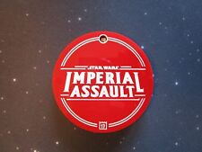 Star Wars Imperial Assault Dial Promo 2017 Store Championship