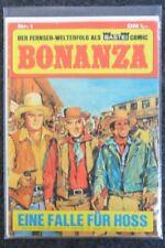 Bonanza Nr. 1 - Eine Falle Für Hoss - Bastei Verlag - Z. 2-3
