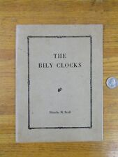 The Bily Clocks 1931 book by Blanche Beall history and photos