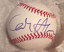 Calvin Harris Signed Official Major League Baseball - Auto