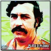 NAROCS NETFLIX PABLO ESCOBAR COLOMBIA BOGOTA BLOW single 24x36 poster BRAND NEW!