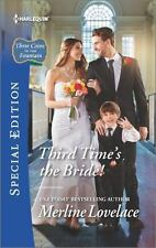 Third Time's the Bride! (Three Coins in the Fountain)-ExLibrary