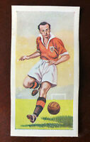 1953 Soccer cards Chix Confection famous footballers Arsenal Manchester England