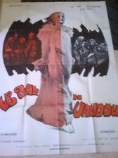 AFFICHE CINEMA ORIGINALE, LE BAL DU VAUDOU (1973)