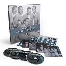 Various - Atlantic Vocal Groups (1951-1963) (NEW 4CD)