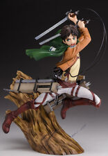 KOTOBUKIYA ATTACK ON TITAN EREN YEAGER ARTFXJ STATUE NEW IN STOCK