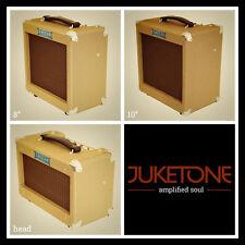 Juketone Boutique 5 W Class A Valve tweed estilo vintage guitar Amplificador Amplificador De Tubo