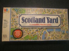 Scotland Yard Board Game by Milton Bradley