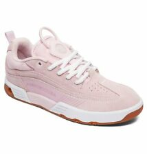 Tg 38 - Scarpe Donna Skate DC Shoes Legacy 98 Slim Pink Rosa Sneakers Schuhe