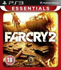 Far Cry 2 Essentials Ps3 PlayStation 3 Video Game UK Delivery