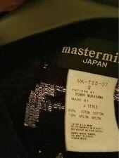 Authentic $1890 MMJ Mastermind Japan × Yoshiko Murayama S