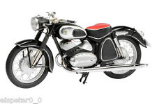 Schuco 450657200 - Modellino Motocicletta 1956 DKW RT 350 Nero Scala 1 10