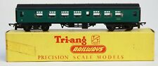 TRI-ANG TRIANG TT GAUGE  T132 SOUTHERN REGION  COMPOSITE MAIN LINE COACH BOXED
