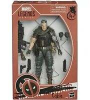 Hasbro Marvel Legends X-men Cable Walmart Exclusive