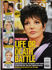 Closer Magazine April 2015 - Liza Minnelli - Robin Wright - No Label - EX