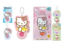 Kit 3 Deodoranti Profumatore Hello Kitty Air freshener (ciliegie, fragola, zu...