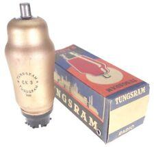 CK3 Tungsram Radio Röhre Valvola tube NOS NEW NEU