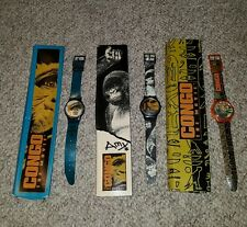 Vintage Collectible Congo Movie Wristwatch Set