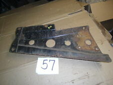 1957 1958 1959 FORD SKYLINER FAIRLANE RETRACTABLE RIGHT TRUNK HINGE MOUNT PANEL