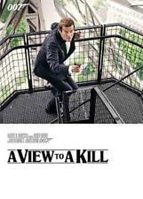A VIEW TO A KILL NEW DVD