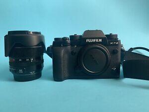 Fujifilm X-T2 24,3 Mp Cámara Digital sin Espejo + Objetivo Fujinon 18-55mm