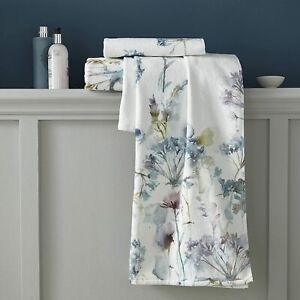 Voyage Maison Colby Violet Floral 100% Cotton Designer Towel Collection