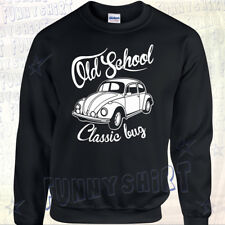 SWEAT COX Coccinelle Beetle Old School Bug Volkswagen 1100 VW Type 1 Vintage 70'