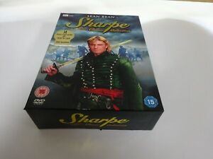 Sharpe DVD Box Set Complete Collection dvd Series All Episodes Free post