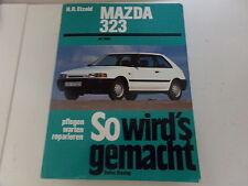 Reparaturanleitung Mazda 323 Combi / Compact ab 1985-94  So wird´s gemacht