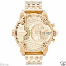 Diesel Original DZ7287 Little Daddy Chronograph Gold Watch 51mm
