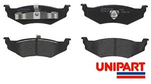 For Chrysler - Cirrus 2.0 2.5 LX / Neon MK1,2 1994-2006 Rear Brake Pads Unipart