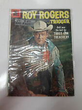 Roy Rogers and Trigger #113 (May 1957, Dell)